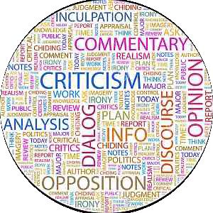 -- Criticism | Texts ---------------------------